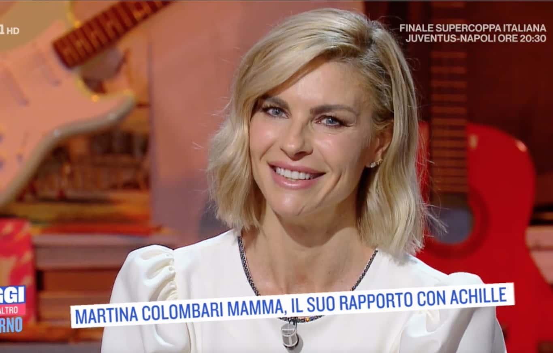 Martina Colombari, indiscrezioni sulla storia con Alberto Tomba