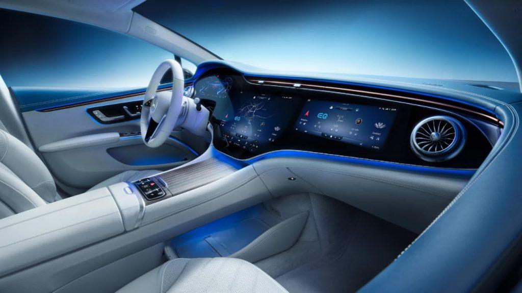 Mercedes EQS, in Italia da 130mila euro: optional quasi infiniti
