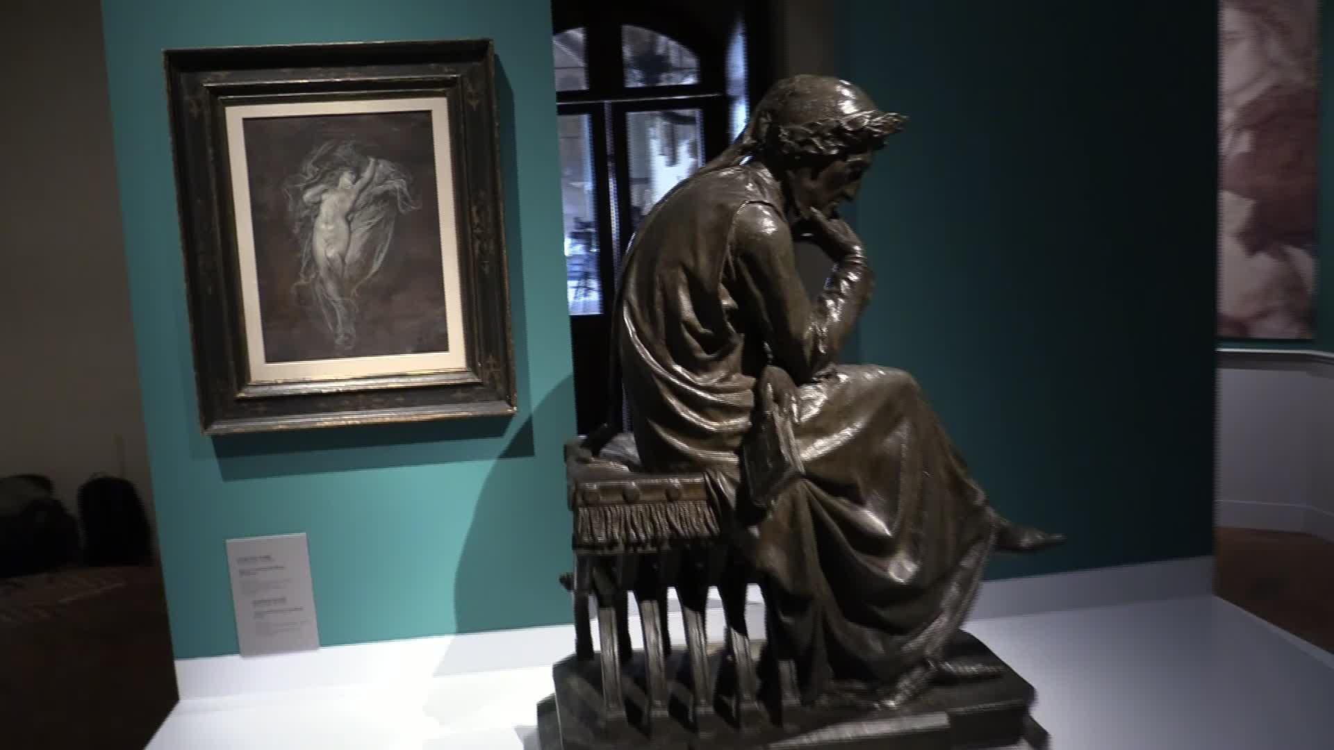 A firenze la mostra dedicata a Dante