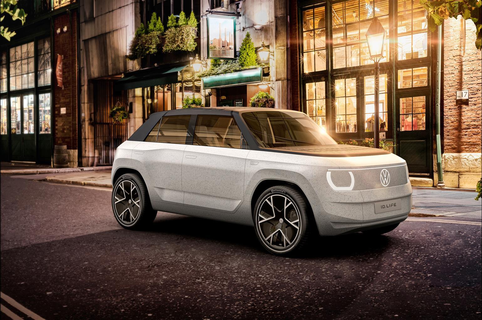 Volkswagen ID.Life anticipa la ID.2: prezzo e caratteristiche
