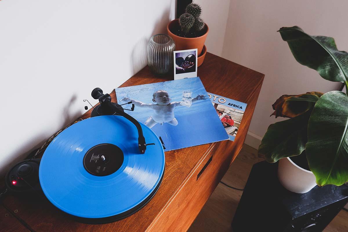 Nirvana Nevermind vinile