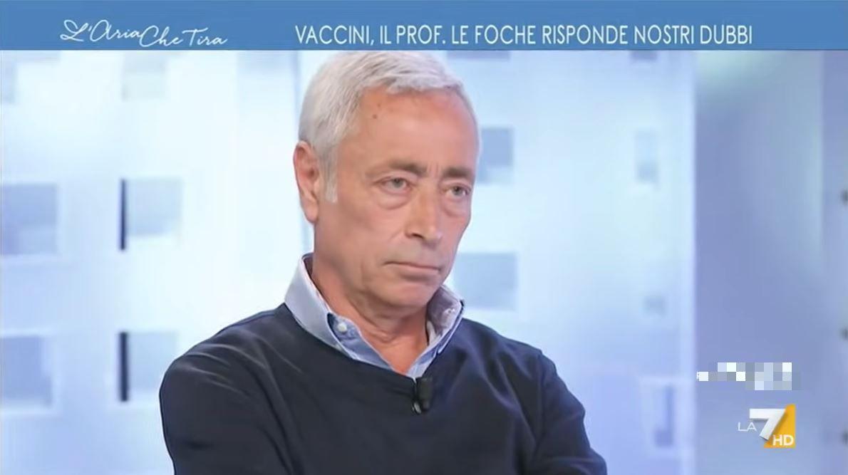 """Le Foche: """"È molto improbabile che il Covid riparta, normalità vicina"""""""