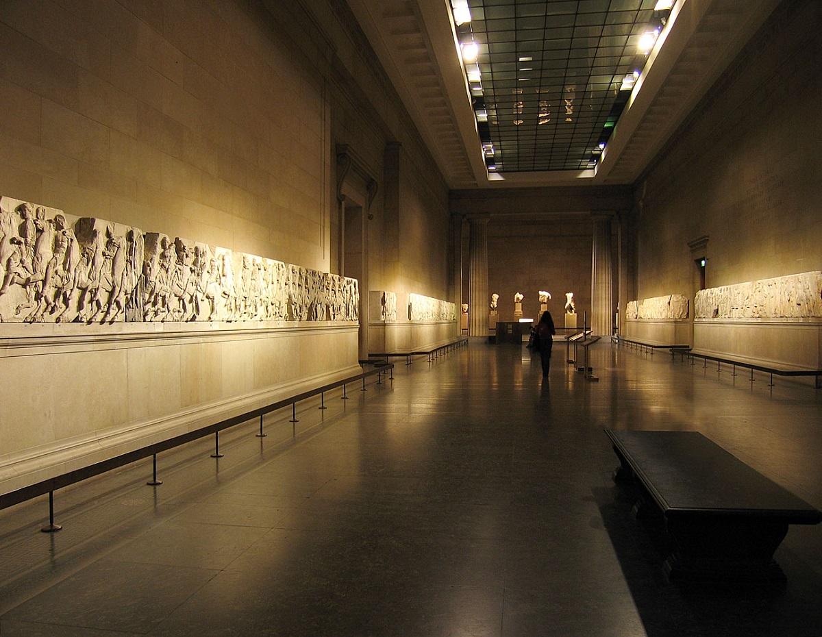 Musei, manufatti più contesi: da stele di rosetta a Partenone
