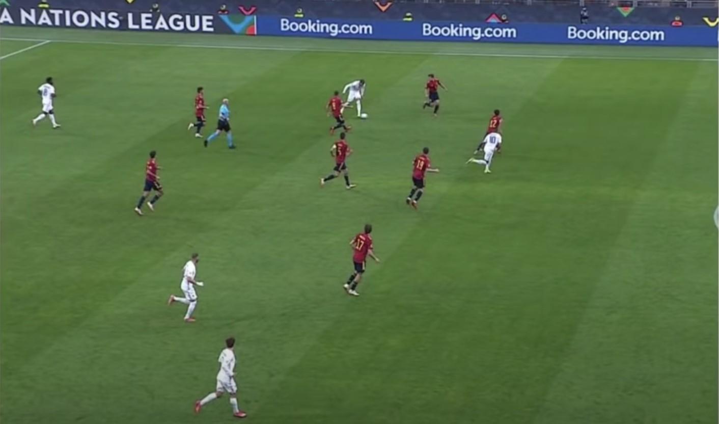 Nations League, ecco perché il gol di Mbappé era regolare