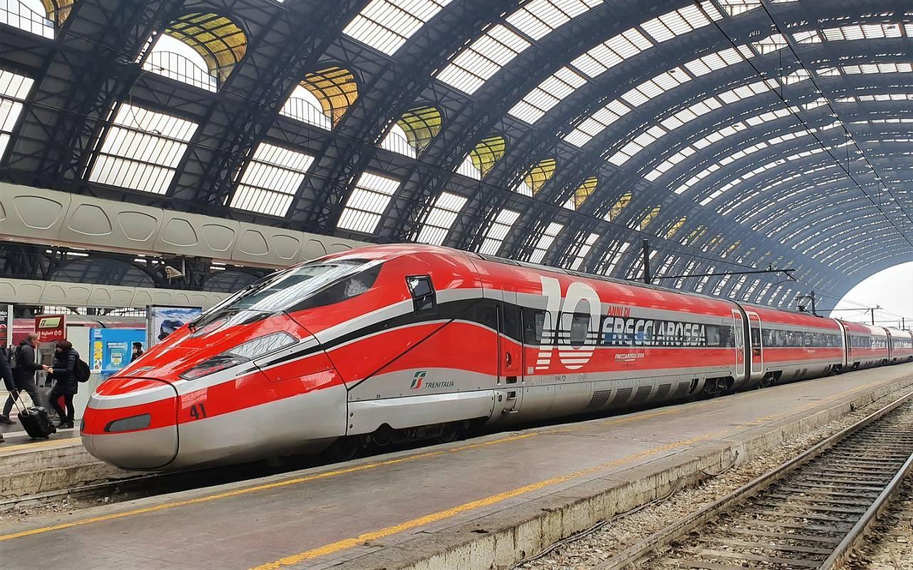 treni ad alta velocità